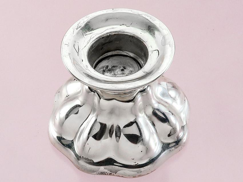 Kerzenleuchter Schwäbisch Gmünd Silber