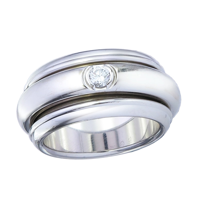 Piaget Ring POSSESSION 18 Karat White Gold Certificate