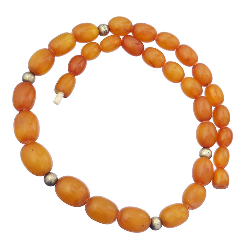 Amber Necklace Butterscotch