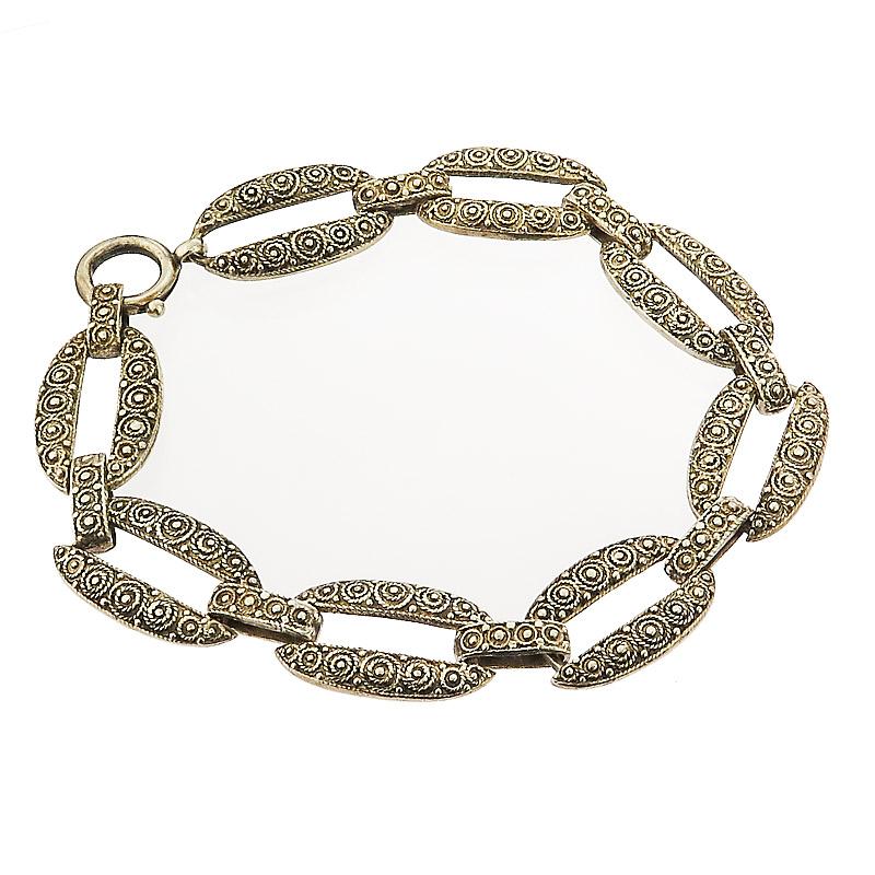 Theodor Fahrner Bracelet 925 Silver around 1930