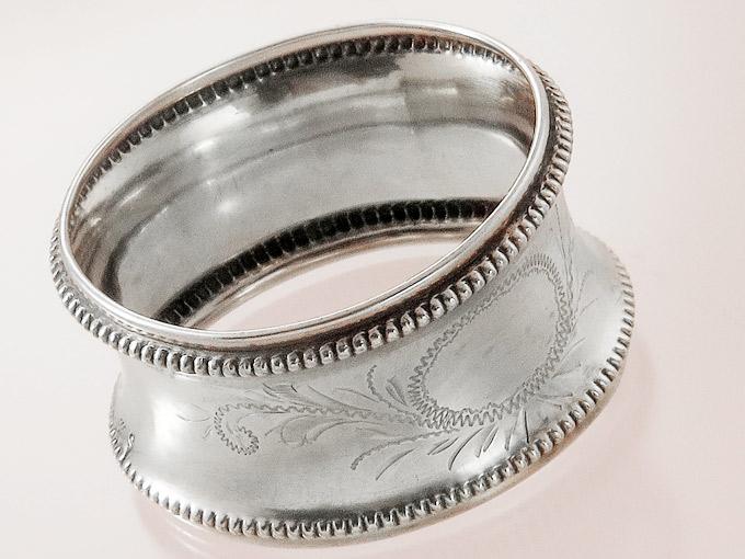 Napkin Ring 830 Silver