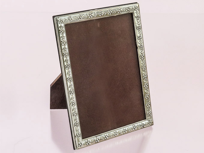 Picture Frame Italy 925 Silver