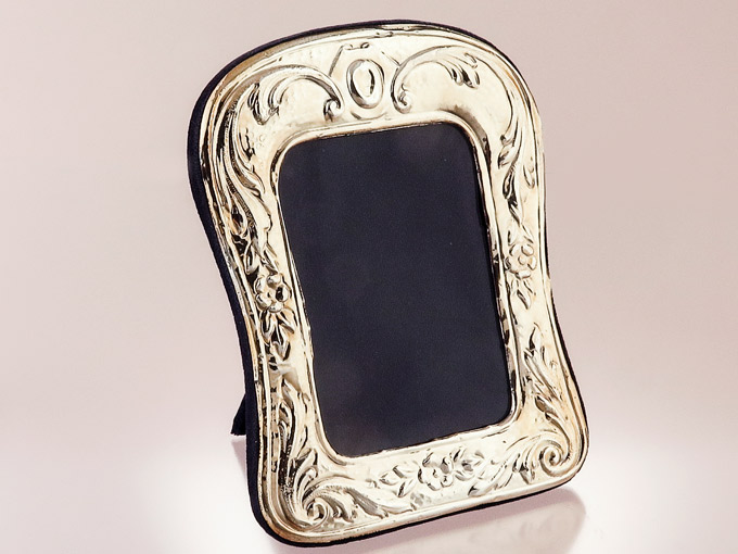 Picture Frame 925 Silver Italy