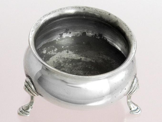 Salt Bowl Salt Pot Sterling Silver England