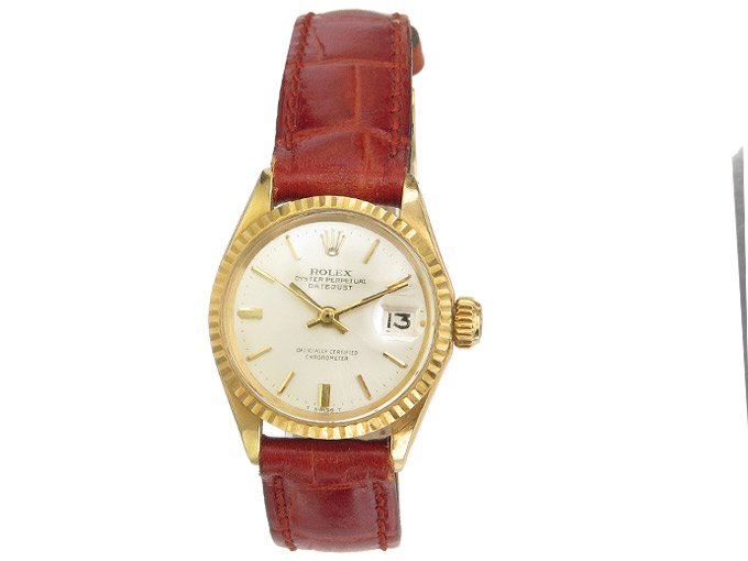 Rolex Lady Datejust Gold appr. 1979
