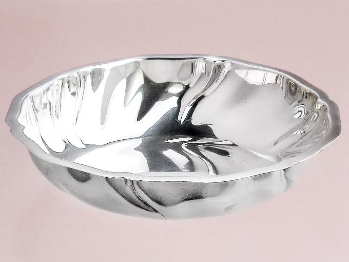 Small Silver Bowl 925 Silver Schwäbisch Gmünd