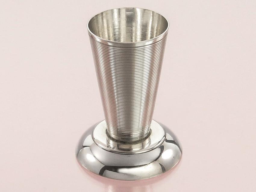 Minivase 925er Silber