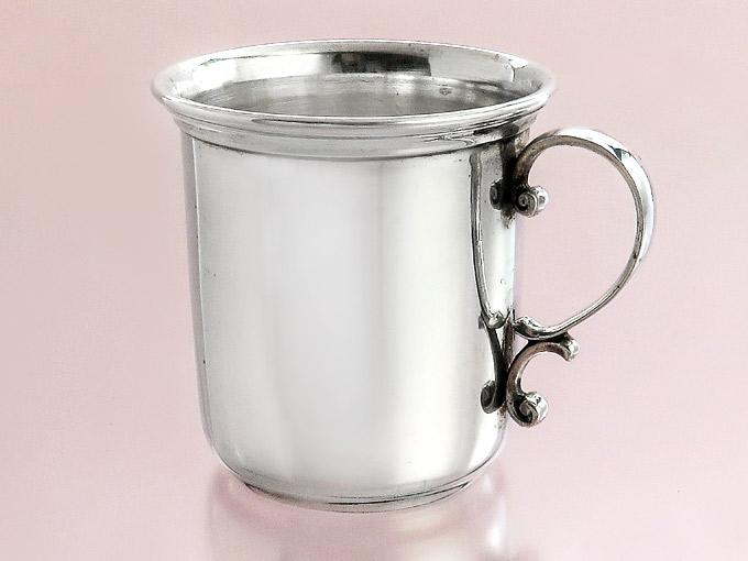 Mug Silver Cup Italy