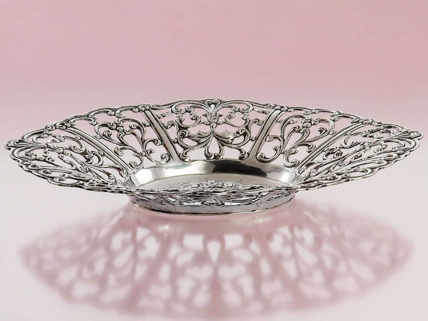 Silver Bowl Offering Bowl 800 Silver