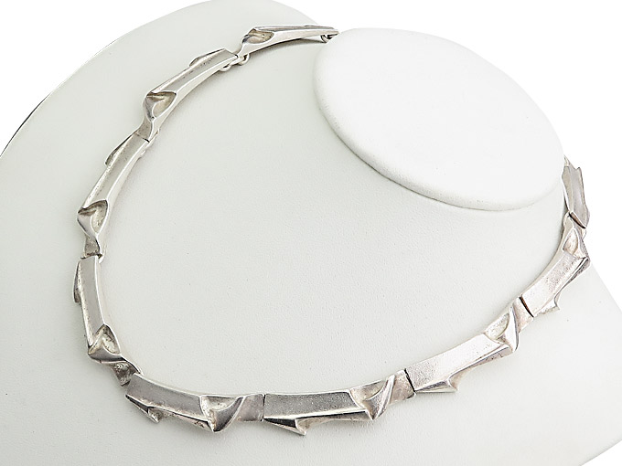 Kette Lapponia 1998 925er Silber