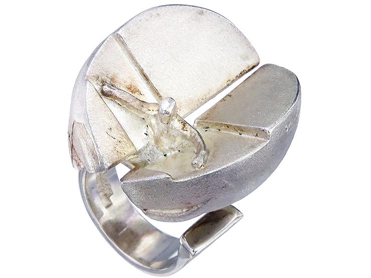 Lapponia Ring IKAROS 925 Silver 2000