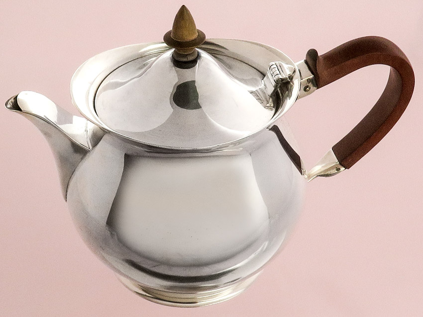 Teapot Birmingham 1961