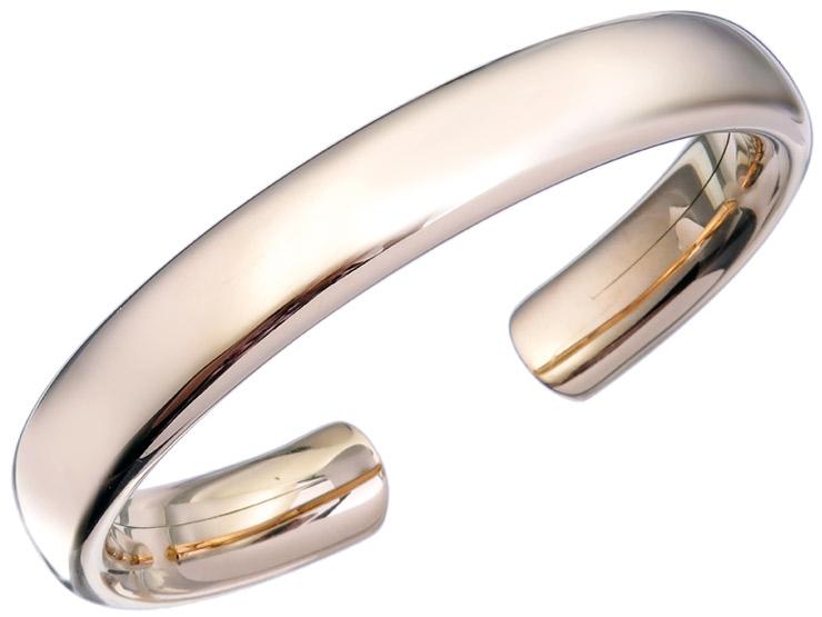 IsabelleFa Armreif FLIX.FLEX 750er Rosé Gold