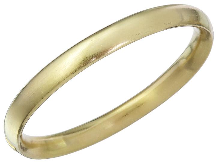 Bangle 18 Karat Yellow Gold