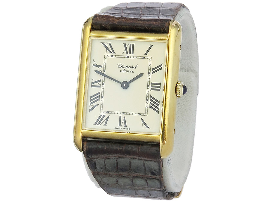 Chopard Manual Wind Yellow Gold