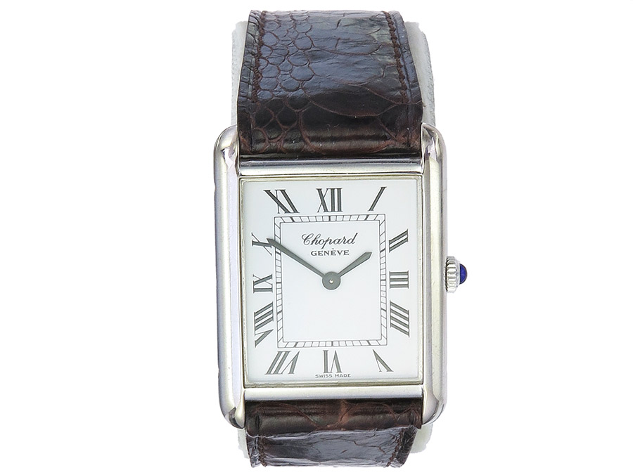 Chopard White Gold Manual Wind