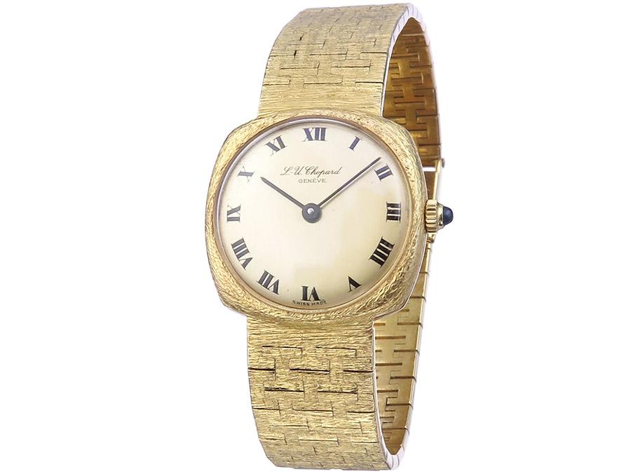 Chopard Damenuhr Gold Vintage um 1965