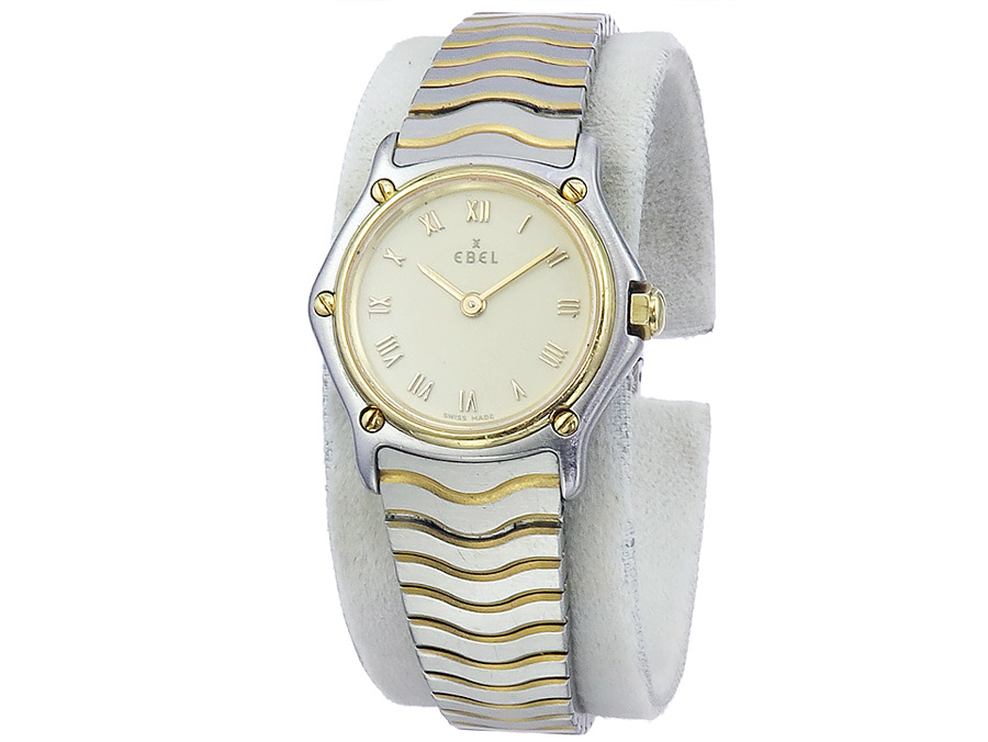 Ebel Classic Lady Steel Gold