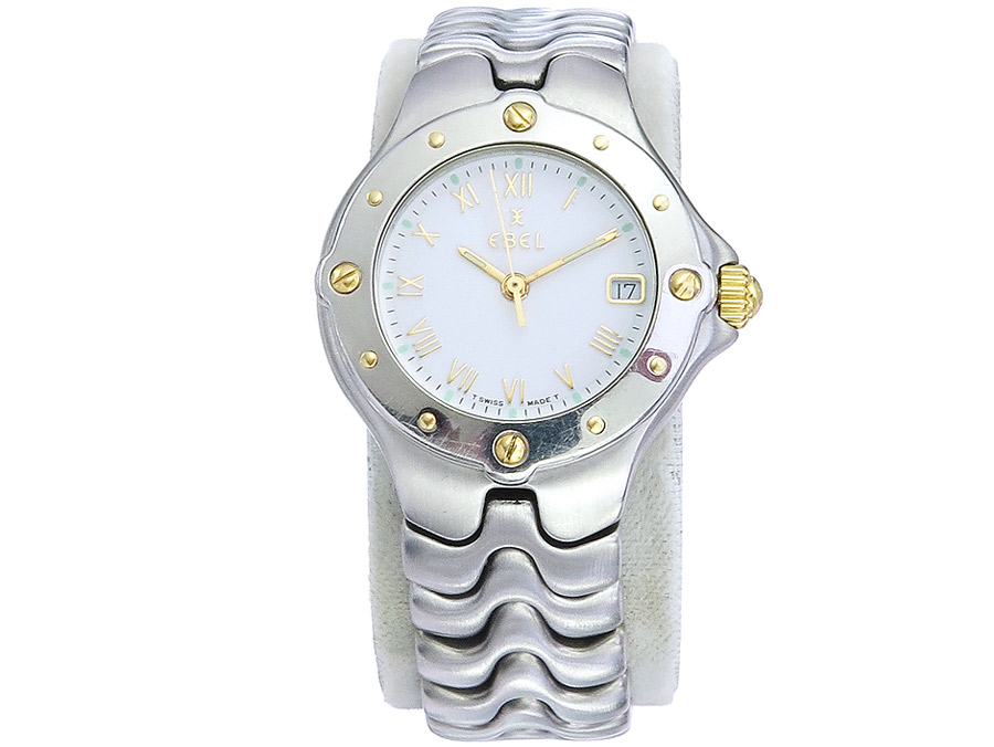 Ebel Sportwave Lady Box Papers