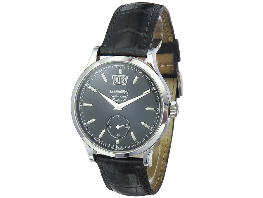Eberhard & Co Extra-Fort Grande Date Box Papiere
