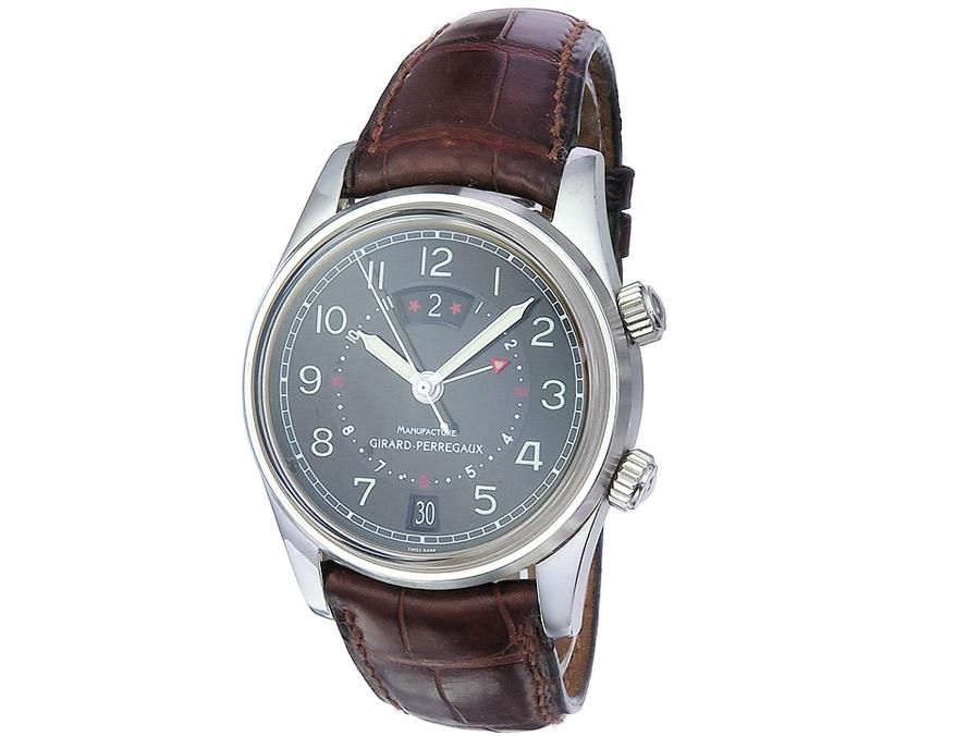 Girard Perregaux Time Zone Alarm
