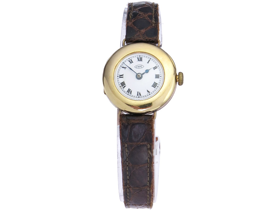 IWC Lady Gold from 1929