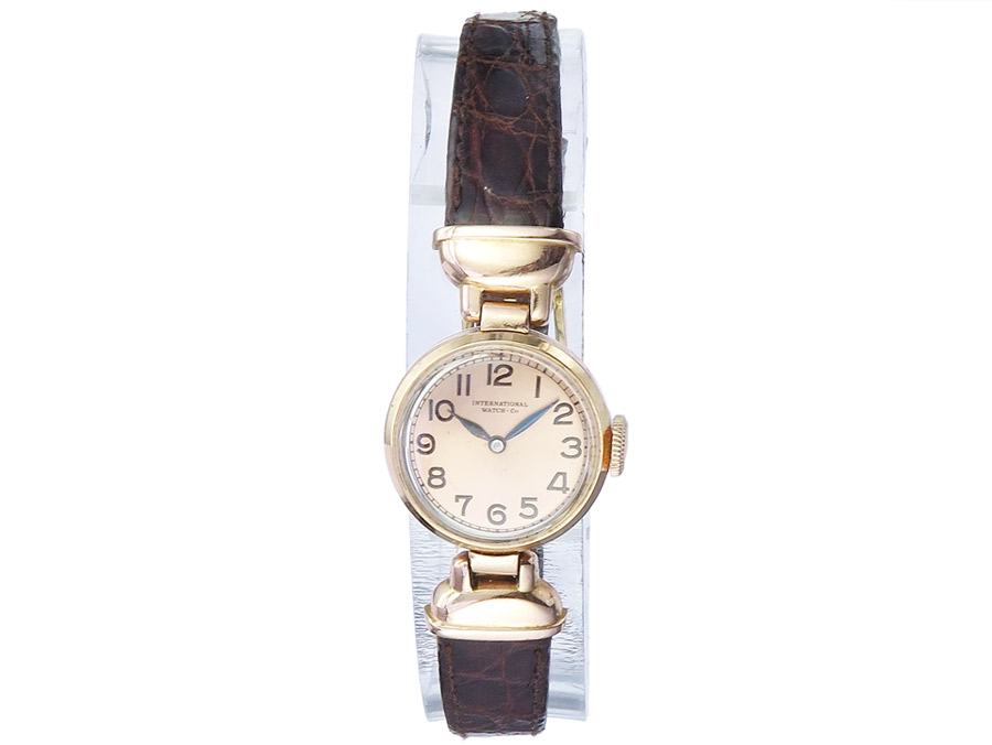 IWC Lady Pink Gold appr. 1940