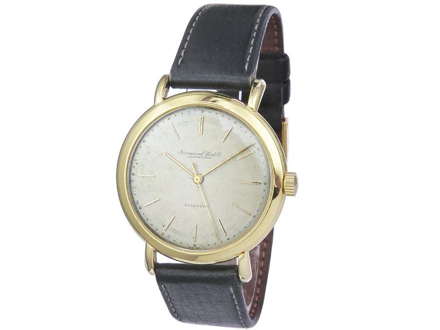 "IWC ""Automatic"" Gold um 1958"