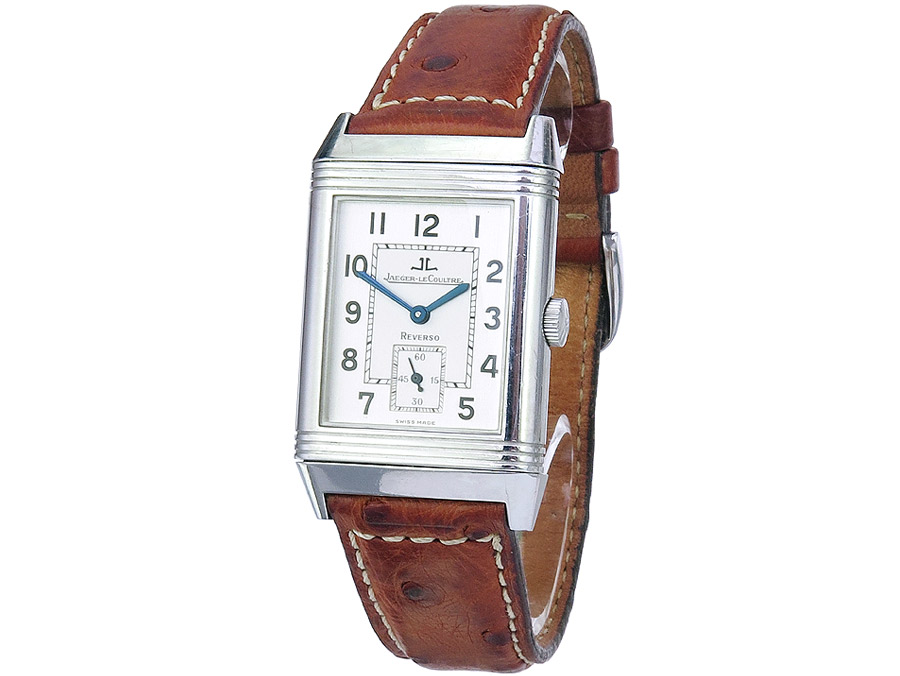 Grand StahlEbay Reverso Taille Jaeger Lecoultre drChsQtx