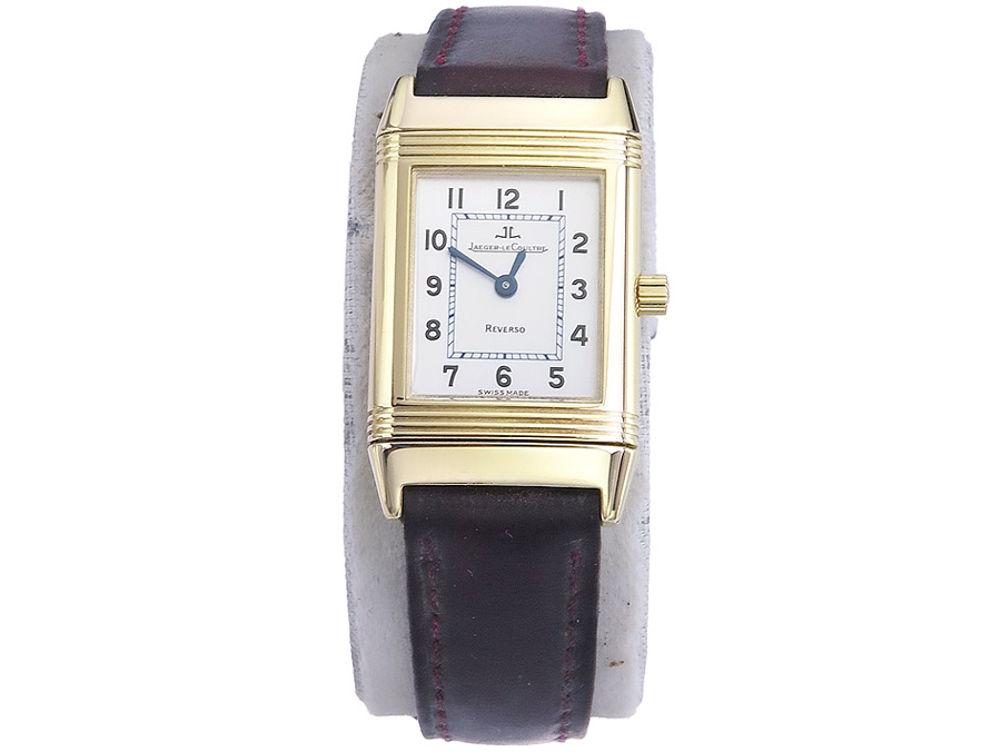 Jaeger LeCoultre Reverso Lady Gold Box Papers