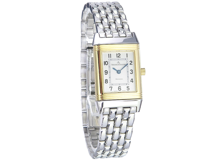 Jaeger LeCoultre Reverso Lady Stahl Gold