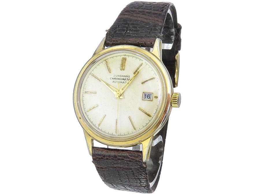 Junghans Chronometer Automatik um 1958