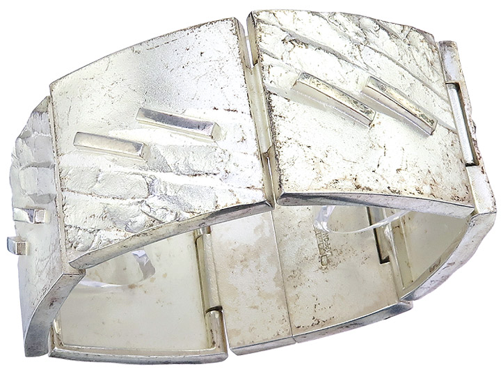Lapponia Armband 925er Silber 1994 SELTEN