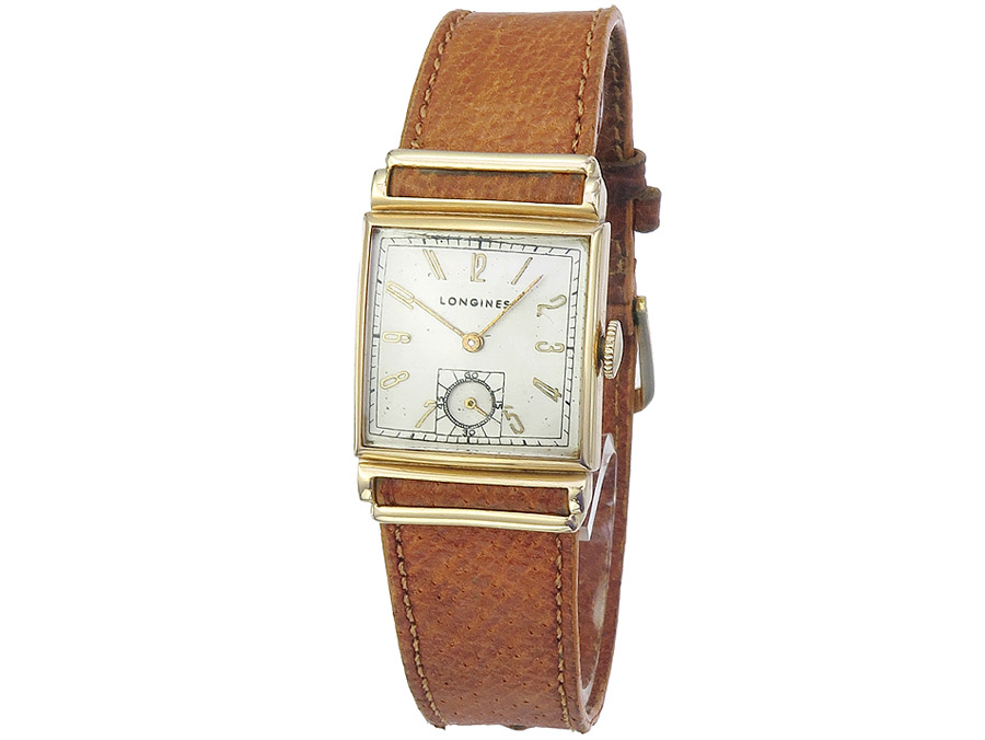 Longines Manual Wind Gold appr. 1945