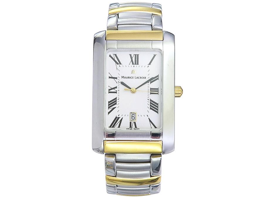 Maurice Lacroix BiColor Watch