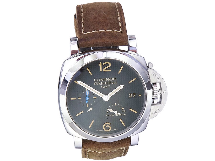 Panerai Luminor 1950 GMT 3 Days Box Papiere 2018 Limitiert