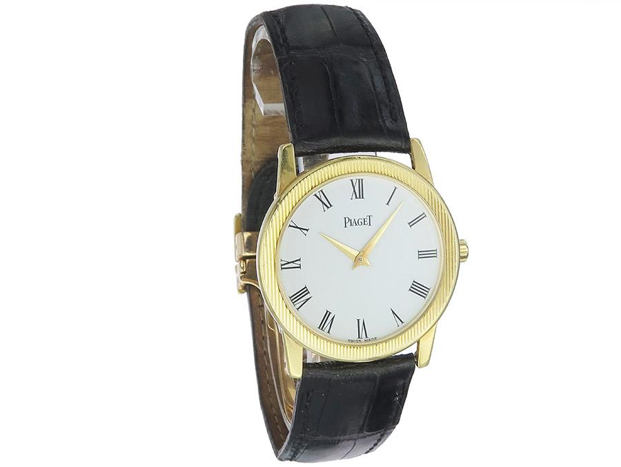 Piaget Altiplano Wristwatch Gold
