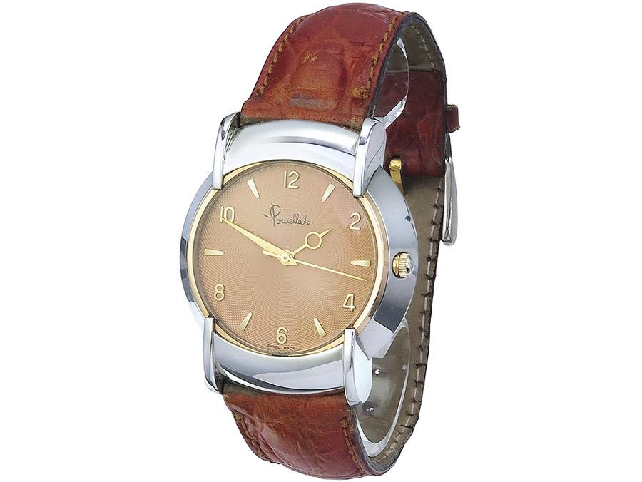 Pomellato Armbanduhr Stahl Rotgold