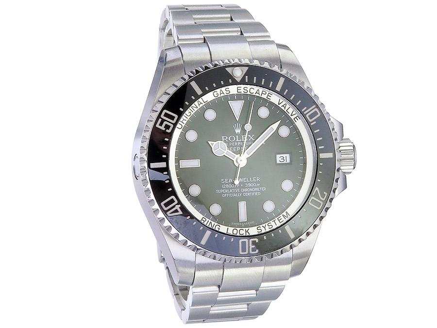 Rolex Sea-Dweller Deap Sea Full Set 2011