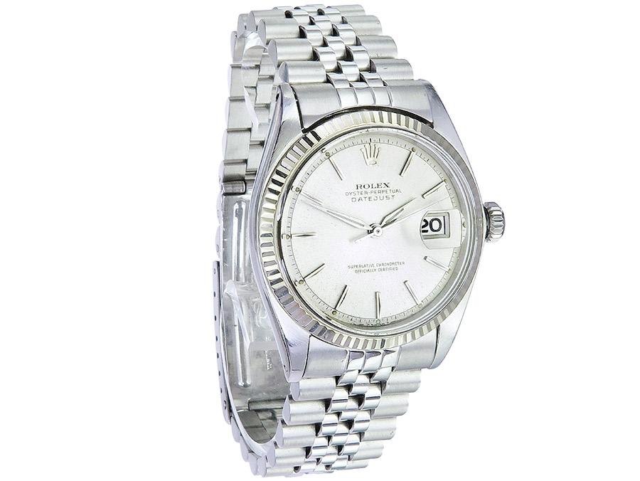 Rolex Oyster Perpetual Datejust Ref. 1601 von 1955