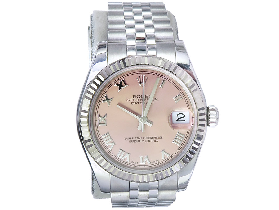 Rolex Oyster Perpetual Datejust 31 Box Papiere