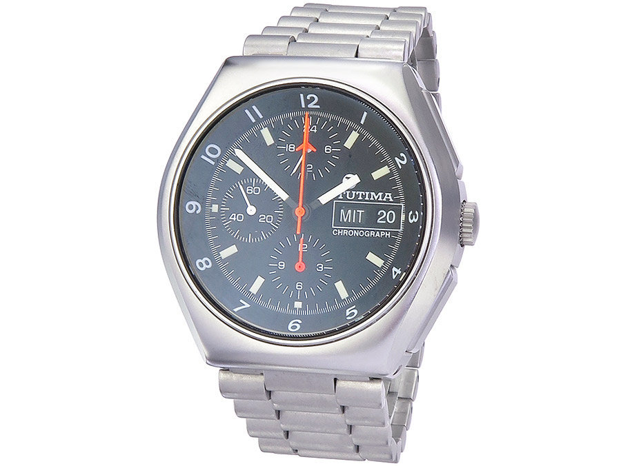 Tutima Military Chronograph Lemania 5100
