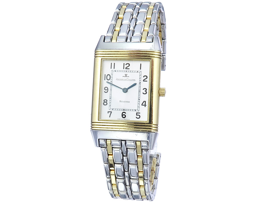 Jaeger LeCoultre Reverso Classic Stahl Gold