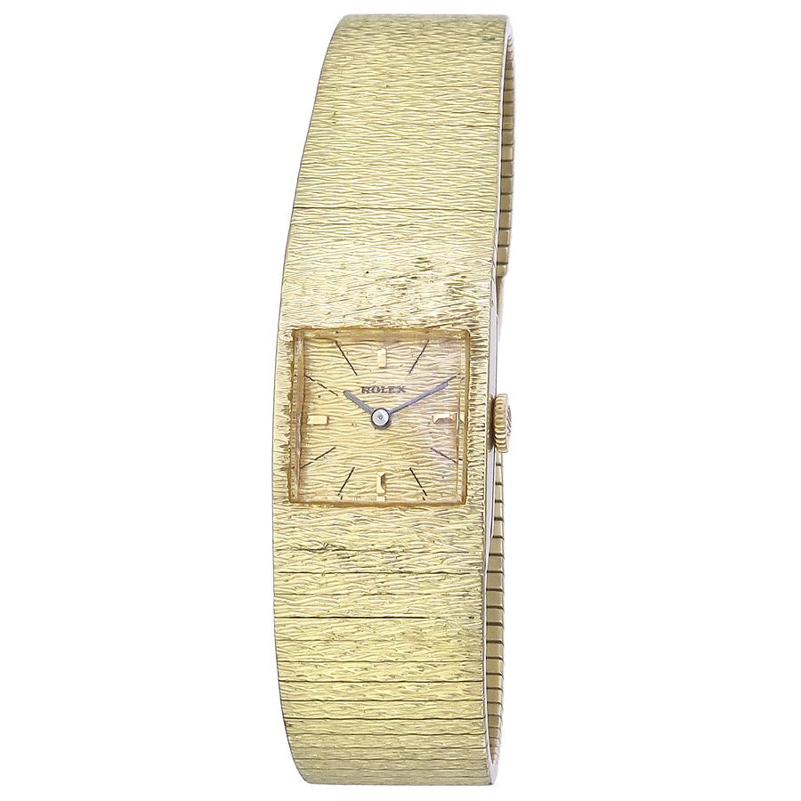 Rolex Lady Gold appr. 1965 Vintage